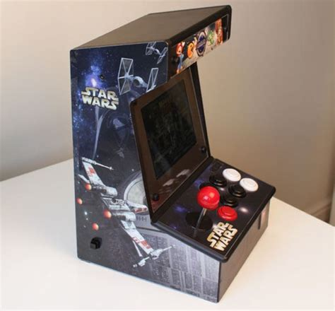 awesome diy raspberry pi bartop arcade