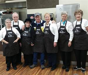 Opening day Cafe volunteers - The Hub on Smith
