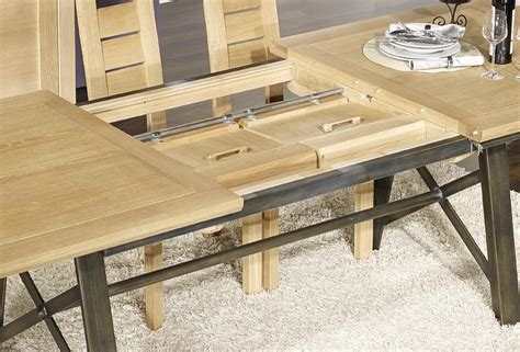 table en bois rectangulaire avec allonge table de lit a roulettes