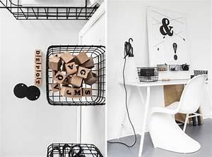 Ideen Für Pinnwand : ideen f r ein arbeitszimmer sch n bei dir by depot ~ Markanthonyermac.com Haus und Dekorationen