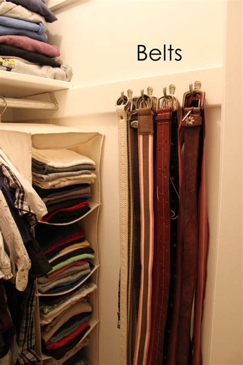 How To Neatly Store And Organize Your Scarves And Belts