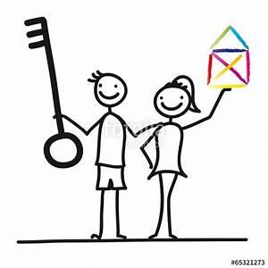 Bilder Hausbau Comic : haus kaufen wohnung mieten stockfotos und lizenzfreie vektoren auf bild 65321273 ~ Markanthonyermac.com Haus und Dekorationen