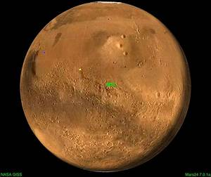 USGS Scientists Exploring Mars as Part of NASA's Mars ...
