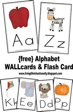 Free Alphabet Flashcards & Wallcards  123 Homeschool 4 Me