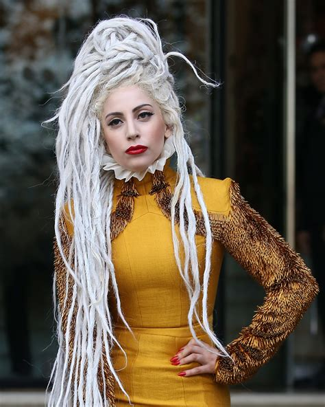 Lady Gaga Shows Off Freshly Shaved Head And New Nose Ring Cambio