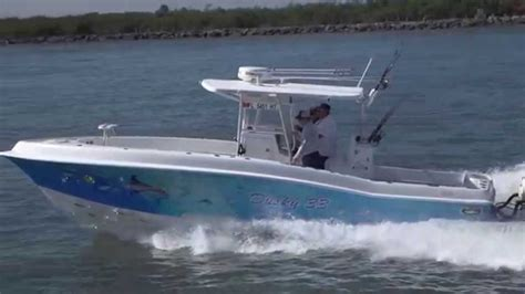 Center Console Boats Top Rated by Florida Sportsman Best Boat 33 To 35 Center Consoles