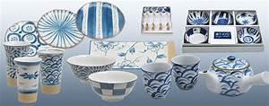 Geschirr Blau Weiß : honten rustikales geschirr set jetzt online kaufen bei japanwelt ~ Markanthonyermac.com Haus und Dekorationen
