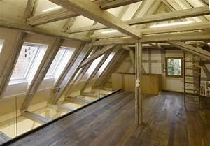 Treppe Zum Dachboden Einbauen : dachgeschossausbau der traum vom gem tlichen dachboden ~ Markanthonyermac.com Haus und Dekorationen