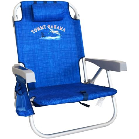 bahama backpack chair in extraordinary shade chair and ultra position