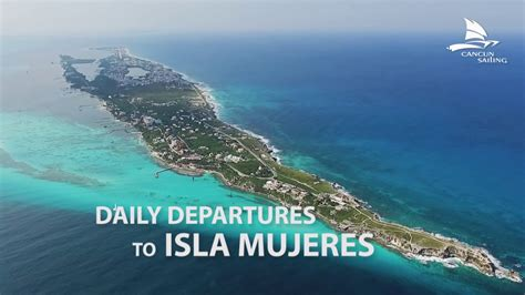 Isla Mujeres Catamaran Sailing Tour by Cancun Sailing Catamarans Tour A Isla Mujeres Charter