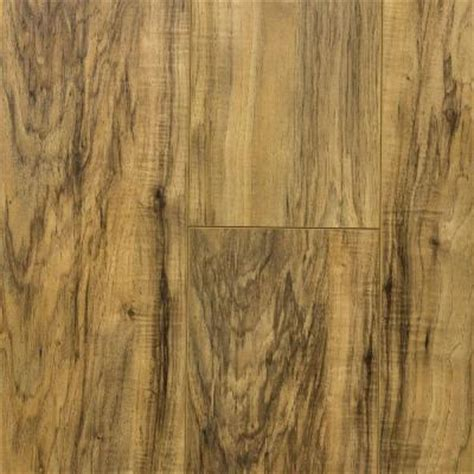 pergo max 7 61 in w x 3 96 ft l burnished fruitwood smooth laminate wood planks lf000198 wood