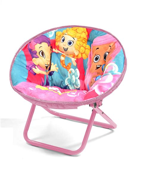 toddler saucer chair guppies toddler lounge foldable gift new ebay