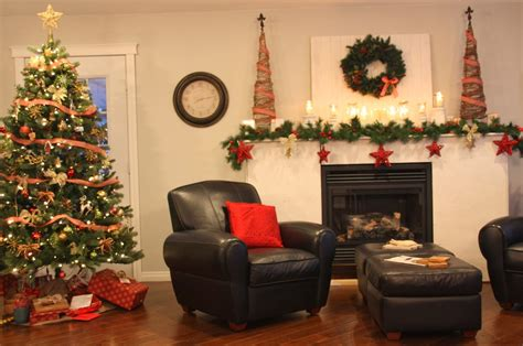 Cheap Christmas Decorating Ideas For Apartments. Living