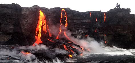 Lava Boat Tour Hawaii by Lava Boat Tours Big Island Lava Tours Hawaii Volcano Tours