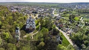 Ancient Castle in the Town of Ostroh · Ukraine travel blog
