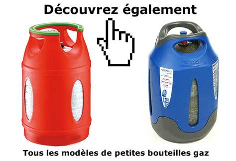 tout sur la bouteille de gaz prix poids dimension