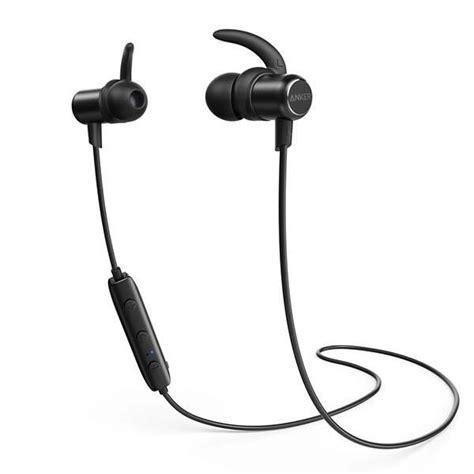 Anker Bluetooth Earphone by Anker Soundbuds Slim Bluetooth Sport Earbuds Gadgetsin