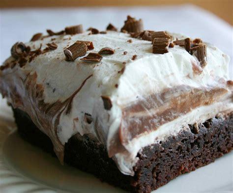 chocolate brownie pudding recipes dishmaps