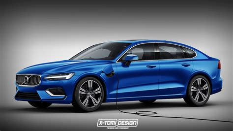 Nextgen 2018 Volvo S60 Imagined Rendering