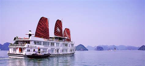 Pelican Boat Vietnam by Pelican Halong Cruise