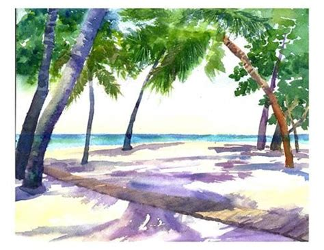 51 Best Images About Palm Tree Paintings On Pinterest