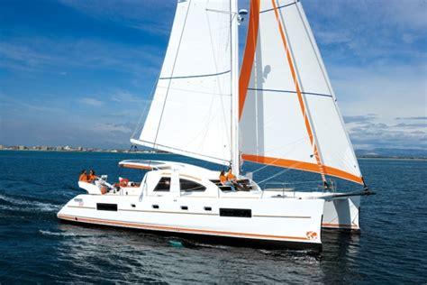 Catamaran Sailing Southern Ocean by Catana 50 Oc Catamaran Yacht Charter Details Caribbean