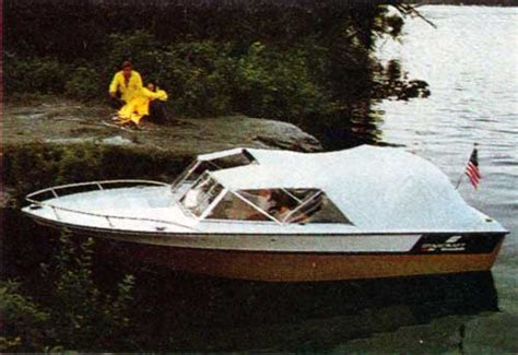 Starcraft Boats Any Good by Deep V 20 Foot American Runabout Bangor Punta Archives