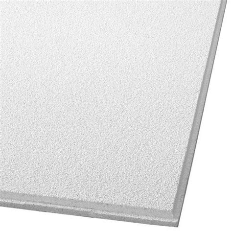 armstrong dune 24 quot x 24 quot smooth beveled tegular drop ceiling tile at menards 174