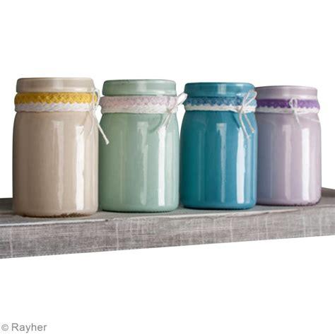 diy d 233 co recycler vos pots en verre avec de la peinture chalky finish id 233 es et conseils