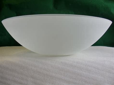 glass torchiere shades l part torchiere shades l