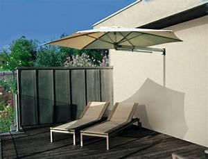 Balkon Liege Für Zwei : coole modelle vom sonnenschirm f r balkon ~ Markanthonyermac.com Haus und Dekorationen