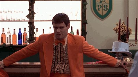 Dumb And Dumber Bathroom Animated Gif by Dumb Dumber Gifs Find On Giphy
