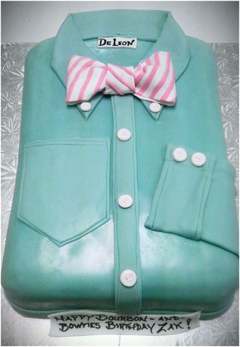 bow tie cake how cool and amazing are these shirt cakes daily feed