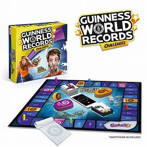 Guinness World Records Challenges | Ludilo