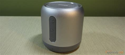 Anker Soundcore Mini Review by Anker Soundcore Mini Bluetooth Speaker Review