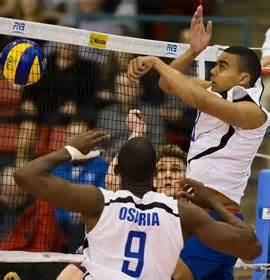 Cuban Volleyball Team Travels to Argentina for World League