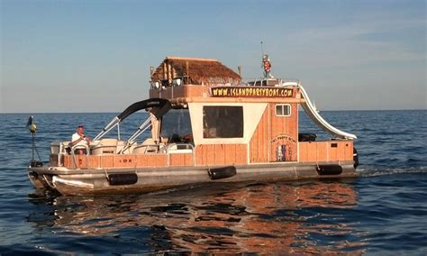 Boat Rentals In Chicago For Parties by Party Boat Rental Island Party Boat Groupon