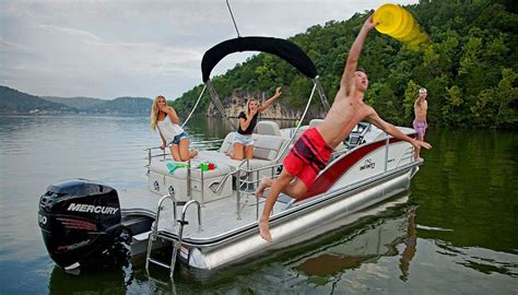 Boat Parties Near Me by 2018 Lowe Pontoon Boats Sport Fishing Party And Luxury