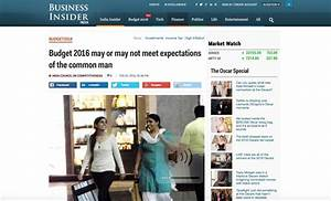 Budget 2016 may or may not meet expectations of the common ...