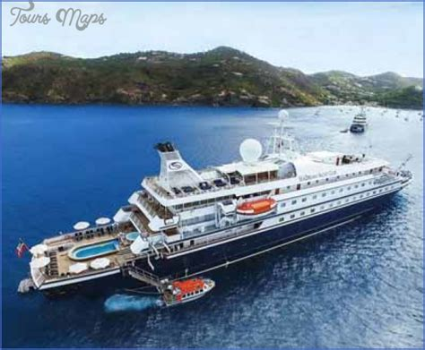 Dream Guide Boat by Seadream Yacht Club Cruises Travel Guide Toursmaps