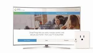 Smart Home Team : smartthings and samsung team up to make your tv a smart home hub techcrunch ~ Markanthonyermac.com Haus und Dekorationen