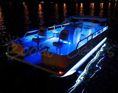 Led Boat Night Lights by Pontoon Boat Led Light Kit