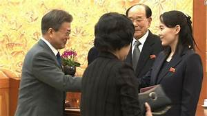 South Korea's Moon puts brakes on hopes for quick talks ...