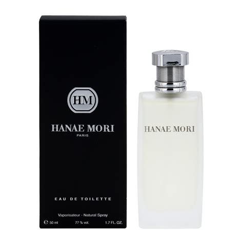 hanae mori hm eau de toilette for 100 ml notino co uk