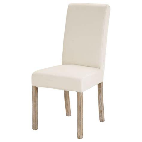 housse de chaise ivoire margaux maisons du monde