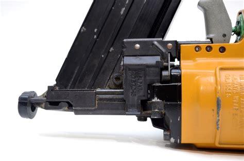 28 bostitch floor stapler leaking air fs7550 floor