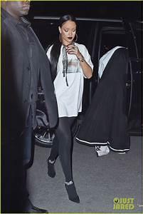 Rihanna & Cara Delevingne Grab Dinner in NYC!: Photo ...
