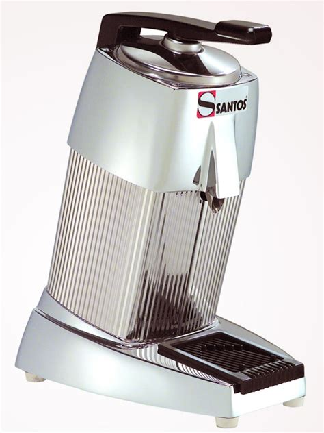 Santos   Citrus juicer with lever 10