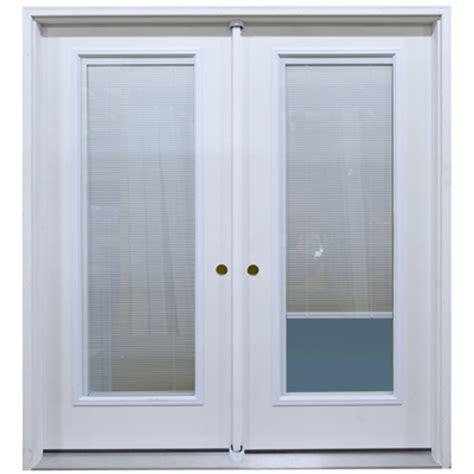 Patio Door With Blinds Between Glass by 6 Swing Patio Door Unit With Mini Blinds Between