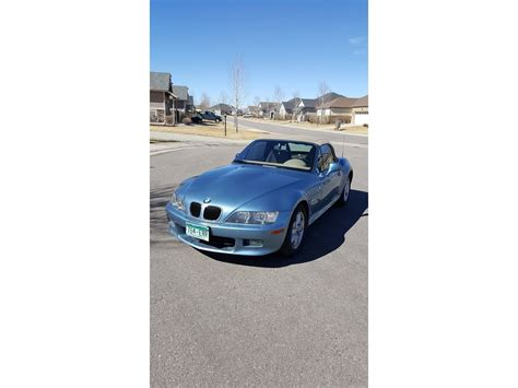 2001 Bmw Z3 For Sale By Owner In Thornton, Co 80241